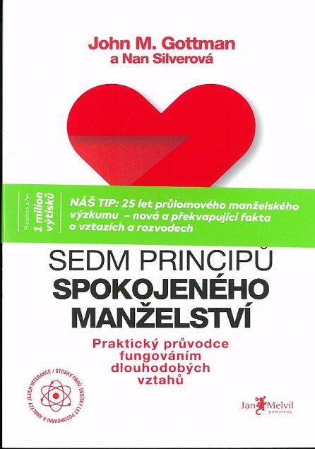 Náhled Sedm principů spokojeného manželství