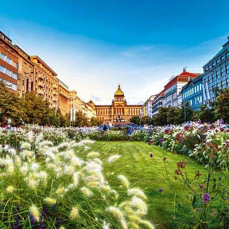 Náhled Kalendář poznámkový 2020 - Praha nostalgická, 30 × 30 cm