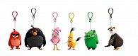 Angry Birds - 3D figurka 7-8,5 cm s nylon přívěskem(více druhů)