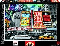 Puzzle Neony v New Yorku 1000 dílků