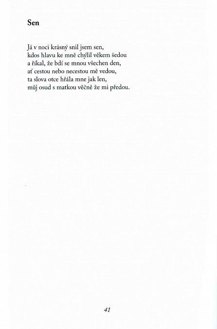 Náhled Kniha básní