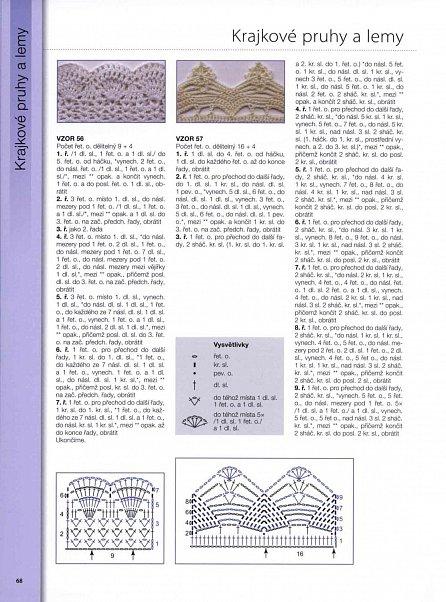 Náhled Praktická kniha - Háčkování - Techniky, vzory, projekty