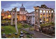 Puzzle Foro Romano - Řím 3000 dílků