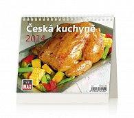Kalendář 2014 - MiniMax Česká kuchyně - stolní