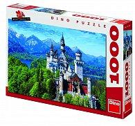 Puzzle 1000 dílků Neuschweinstein