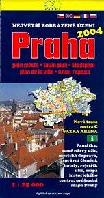 Praha 2004 1:25 000