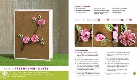 Náhled Květiny z papíru