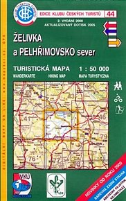 44 KČT Želivka a Pelhřimovsko