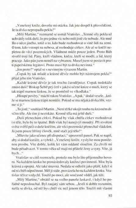 Náhled Mezi tiárou a orlicí - Příběh prvního českého krále Vratislava I.
