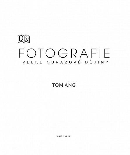 Náhled Fotografie - Velké obrazové dějiny