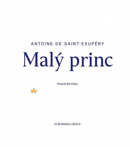 Náhled Malý princ – luxusní vydání