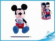 Mickey Mouse Kiss Kiss plyšový 30cm na baterie se