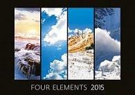 Kalendář nástěnný 2015 - Four Elements