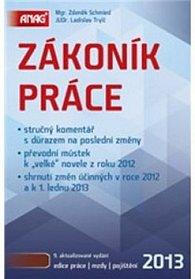Zákoník práce 2013