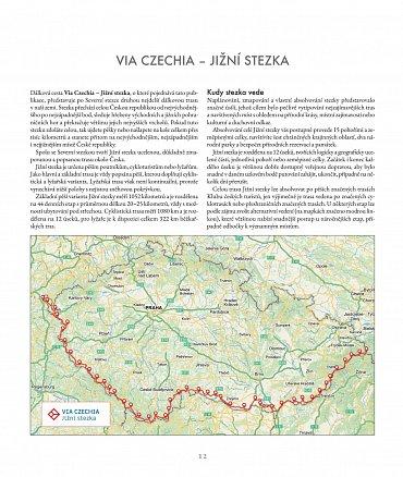 Náhled Jižní stezka Českem od východu k západu