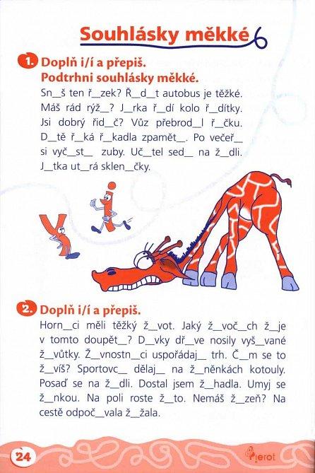 Náhled Domácí procvičování - Čeština 2. ročník