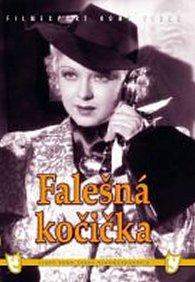 Falešná kočička (1937) - DVD box