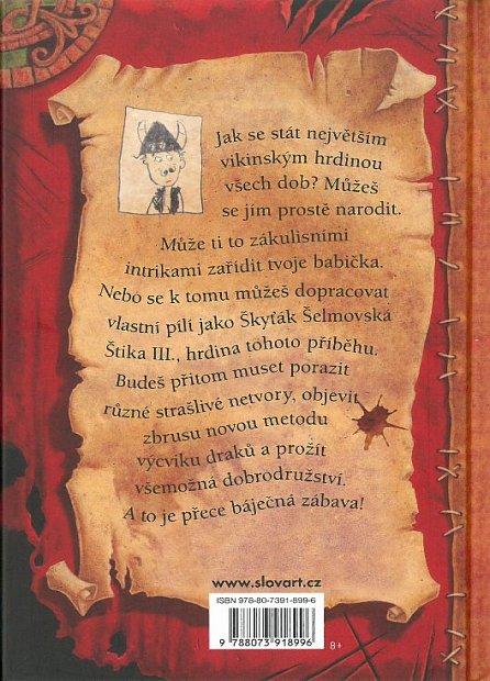 Náhled Jak vycvičit draka (Škyťák Šelmovská Štika III.) 1