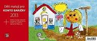 Kalendář stolní 2013 - Děti malují pro konto BARIÉRY