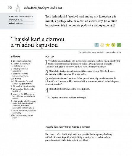 Náhled Luštěniny - 100 neodolatelných receptů pro milovníky fazolí, čočky a cizrny