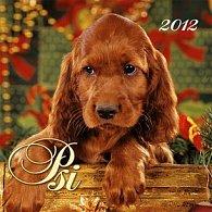 Kalendář 2012 - Psi - nástěnný