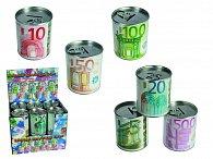Kasička - bankovky