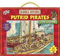 Puzzle proradní piráti