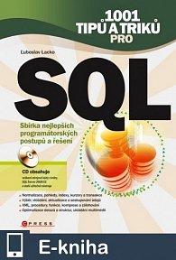 1001 tipů a triků pro SQL (E-KNIHA)
