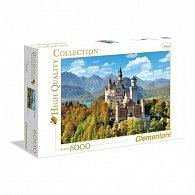 Puzzle 6000 dílků Neuschwanstein
