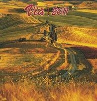 Via 2011 - nástěnný kalendář