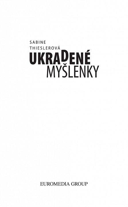Náhled Ukradené myšlenky