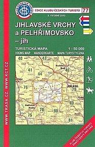 Kčt 77 Jihlavské vrchy