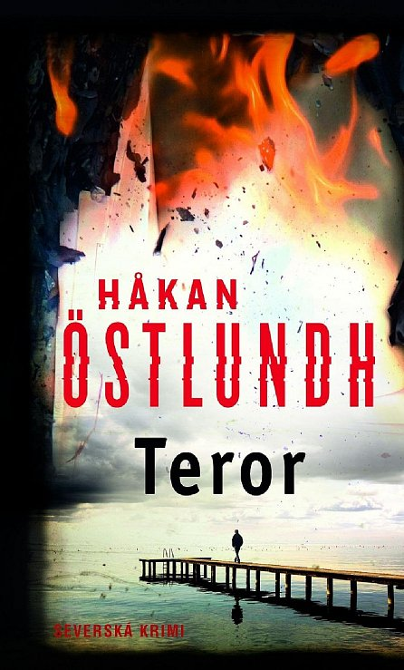 Náhled Teror - Severská krimi (Série Fredrik Broman 3)