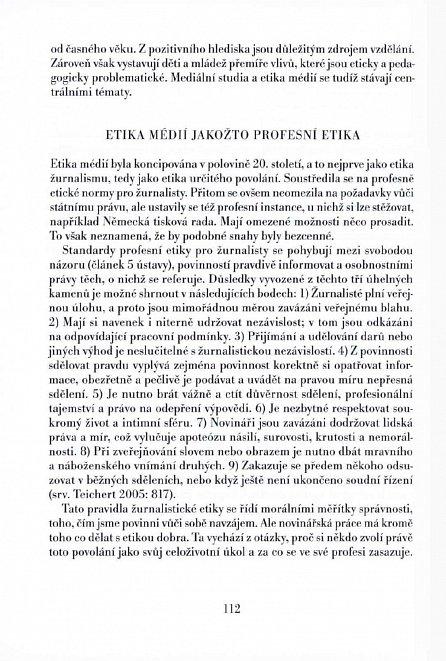 Náhled Etika - Základní otázky života