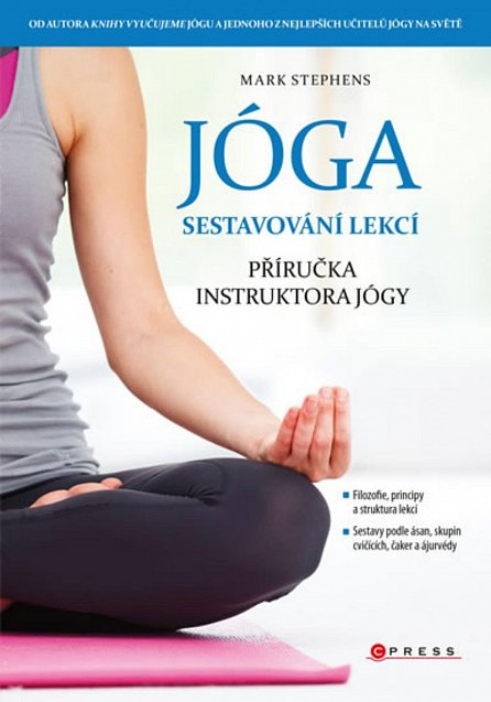 Náhled Jóga - sestavování lekcí