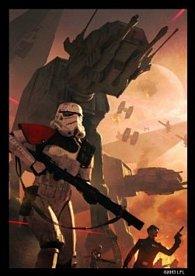 Star Wars Art Sleeves: Trooper Assault