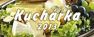 Kuchárka 2013 - stolový kalendár