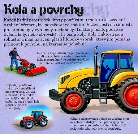 Náhled Postav si svůj traktor