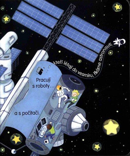Náhled Jak se žije ve vesmíru
