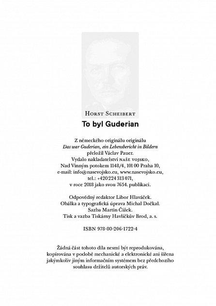Náhled To byl Guderian