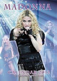 Kalendář 2012 - Madonna
