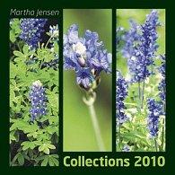 Collections Martha Jensen 2010 - nástěnný kalendář