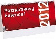 Poznámkový mini 2012 - stolní kalendář