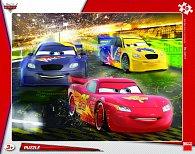 Puzzle Cars 40 dílků Velké vítězství