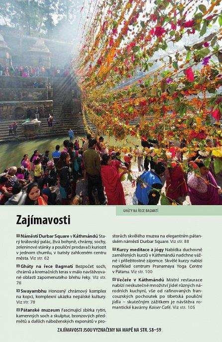 Náhled Nepál - Turistický průvodce