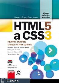 HTML5 a CSS3 (E-KNIHA)