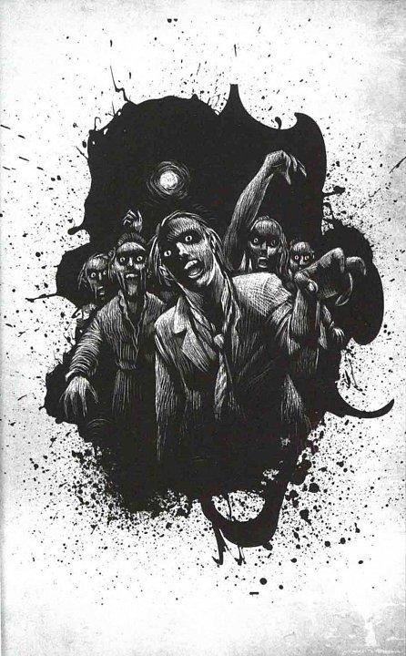 Náhled Hororové příběhy 3 - Dobrou noc, zombie