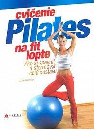 Cvičenie pilates na fit lopte