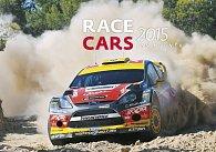 Kalendář nástěnný 2015 - Cars
