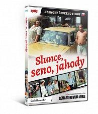Slunce, seno, jahody - DVD